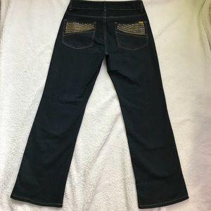 NWOT Bill Blass Jeans size 8 Stretch Bootcut